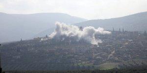 Afrin'de patlama: 4 ölü, 11 yaralı