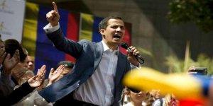 Trump, Venezuela muhalefet liderini cumhurbaşkanı olarak tanıdı
