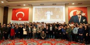 Mardinli 81 öğrenci 6 ülkeyi gezdi