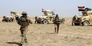 Irak ordusu Teyakkuz'da bekliyor