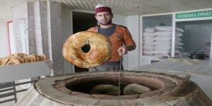 Doğal gazlı tandırda pişen ekmeklere yoğun talep