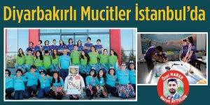 Diyarbakırlı Mucitler İstanbul'da
