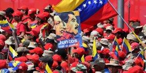 Bolivarcı devrimin 20. yıldönümünde kaos