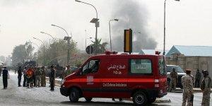 Irak'ta İranlılar'ı taşıyan araca bombalı saldırı