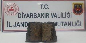 VİDEO- Diyarbakır'da bin 200 yıllık İncil ele geçirildi