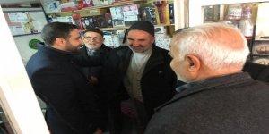 Nasıranlı'dan sosyal medyada yorum yapan vatandaşlara ziyaret sürprizi