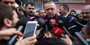 Erdoğan: Kentsel dönüşümü kesinlikle uygulayacağız