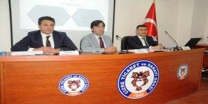 Cizre'de bilgilendirme toplantısı