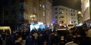 İstanbul'da 2 grup arasında çatışma