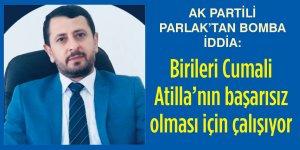 AK Parti'de Cumali Atilla krizi