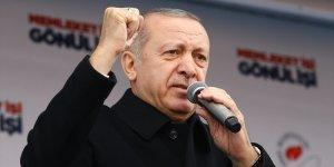 Erdoğan:patlıcan, domates, biber üzerinden ters köşe yapmaya çalışıyorlar