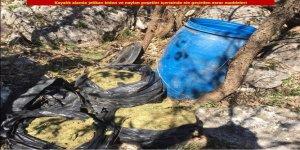 VİDEO- Diyarbakır'da 5 ton 209 kilogram esrar ele geçirildi