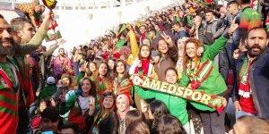 Kadın ve çocuklara Amedspor maçları artık ücretsiz