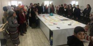 AK Partili Nasıranlı'dan aile destek merkezine ziyaret