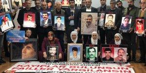 VİDEO- Diyarbakır'da 523. kez adalet çağrısı