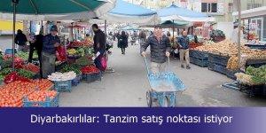 VİDEO- Diyarbakırlılar tanzim satış noktası istiyor