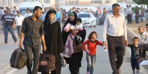 Türkiye'deki Suriyeli sayısı: 3 milyon 644 bin 342