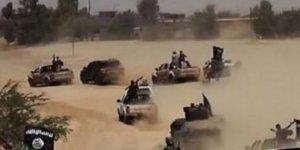 Çok sayıda IŞİD'li Irak'a geçti