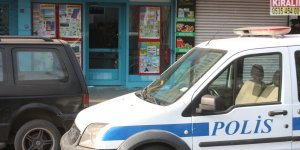 VİDEO- Diyarbakır'da bir markette hırsızlık