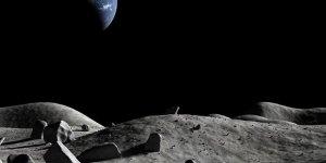 NASA'ya göre Ay'da su üretilebilir