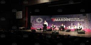 """""""Mardin Kültür ve Sanat Günleri"""" etkinlikleri"""