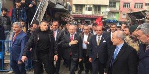Kılıçdaroğlu seçim mitinglerinin startını Sason'dan verdi