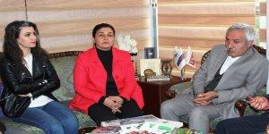 HDP Diyarbakır Büyükşehir Belediyesi Eş Başkan adayı Mızraklı: Emanetimizi alacağız