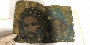 VİDEO- Diyarbakır'da 800 yıllık İbranice kitap ele geçirildi