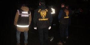 Diyarbakır'da 2 ayda 178 operasyon yapıldı