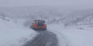 Şırnak ve Siirt'te 32 köyle ulaşım sağlanamıyor