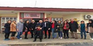 'Kalplere Dokunuş' kardeş okul projesi hız kesmeden devam ediyor