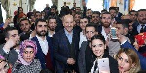Soylu Diyarbakır'da konuştu: HDP'den kurtulmak lazım