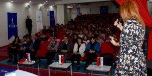 Diyarbakırlı öğrencilere 'Metoroloji' konferansı verildi