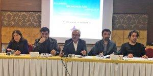 VİDEO- HDP 'Diyarbakır kent Sözleşmesi'ni açıkladı