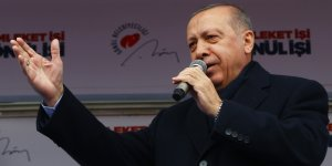 Erdoğan'dan İdris Naim Şahin'e: Bu taklacıya bir ders verin