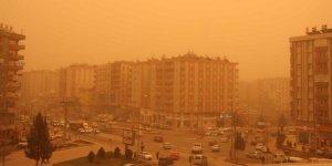 Meteorolojiden Diyarbakır için toz uyarısı