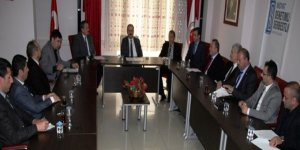 Mardin'de denetimli serbestlik toplantısı