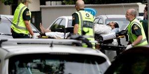 Yeni Zelanda'da camilere silahlı saldırı: 40 kişi yaşamını yitirdi, 48 kişi yaralandı