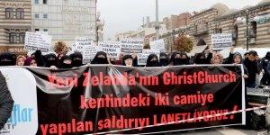 Yeni Zelanda'da düzenlenen saldırıya Diyarbakır'da protesto