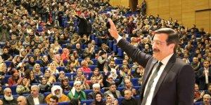 AK Parti adayı Cumali Atilla projelerini açıkladı