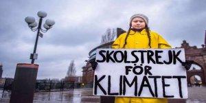 Greta'nın İklim Eylem Çağrı'sına DİERG'den destek