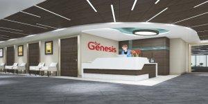 Özel Genesis Hastanesi acil servisi yenilendi