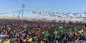 VİDEO - Diyarbakır Newroz'u başladı
