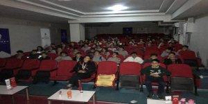 Bilnet okulları öğrencilerinden down sendromu gününe sinema filmi ile anma