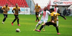 Diyar - Bayburt maçında dostluk rüzgarı