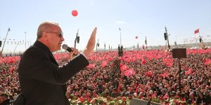 Erdoğan: CHP ve İYİ Parti HDP'den medet umuyor