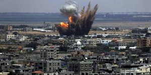 İsrail Hamas hedeflerini vurdu