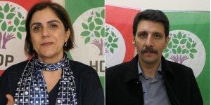 HDP'nin Yenişehir adayları: Kayyum tası tarağı topladı