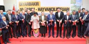 115 firmanın katıldığı tarım fuarı açıldı