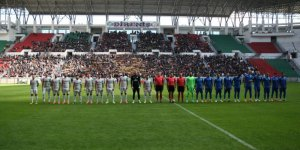Amedspor - Ankara Demirspor maçı (canlı anlatım)